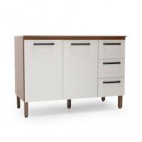 7 mẫu tủ bếp gỗ đẹp hiện đại,
