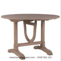bàn ghế ăn gỗ đẹp hiện đại