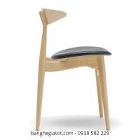 ghế gỗ cao