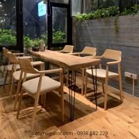 ,top 7  bàn ghế ăn gỗ giá rẻ
