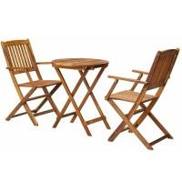 Bàn ghế gỗ 07