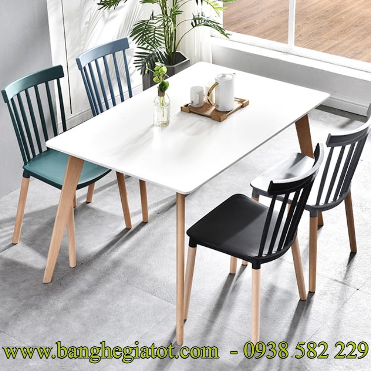 bàn ghế gỗ giá sỉ