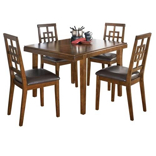 Bộ bàn ghế gỗ 4 chỗ
