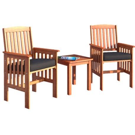 Bộ bàn ghế gỗ B02