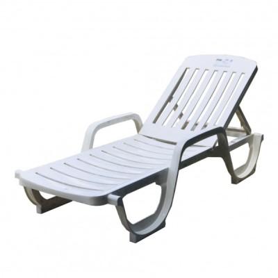 Ghế nằm thu giản ngoài trời